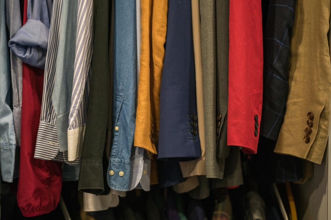 Forskelligt tøj