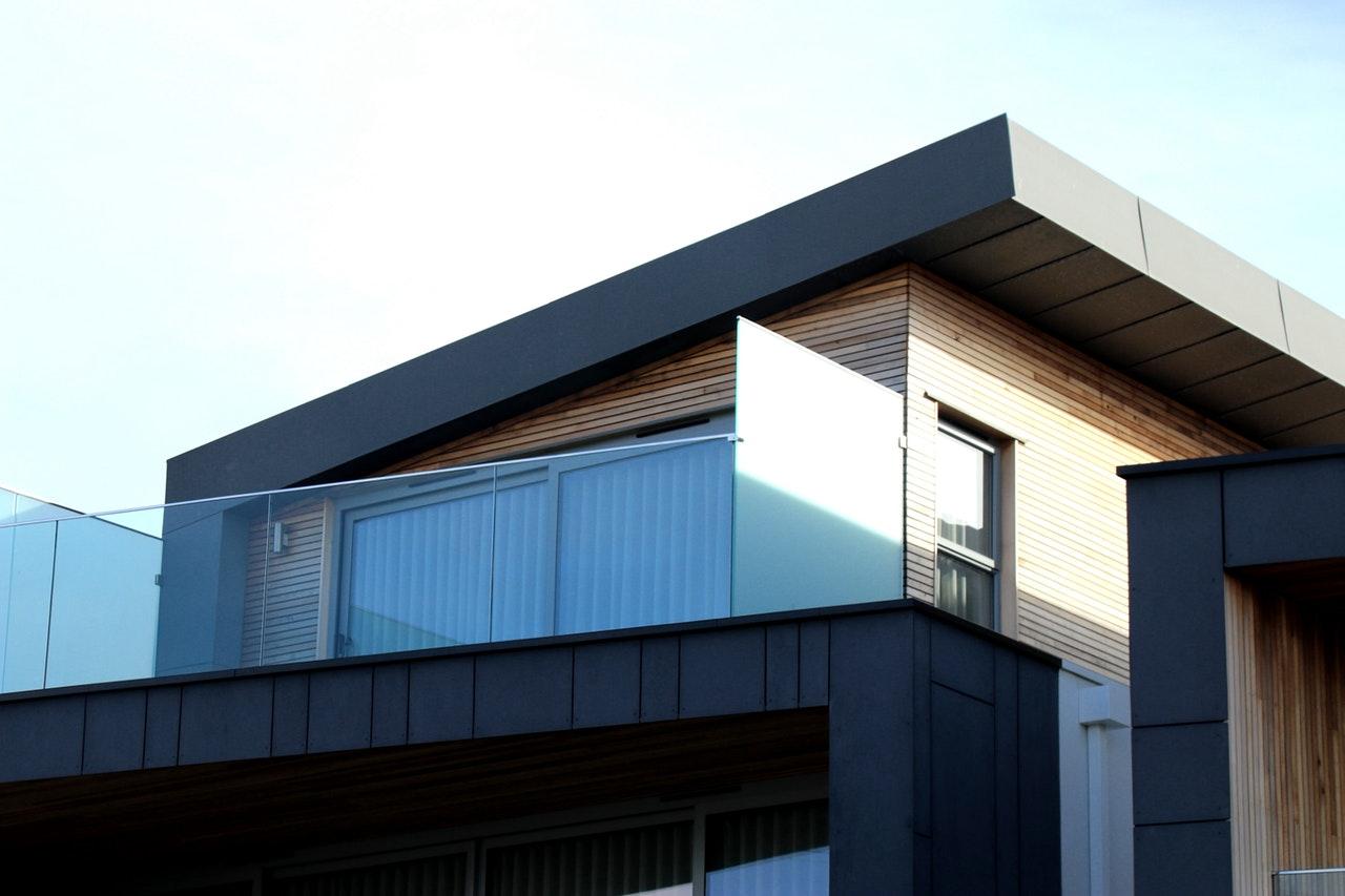 Moderne træhus